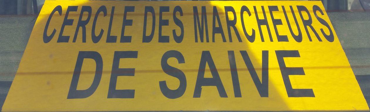 Cercle des Marcheurs de Saive (LG013)